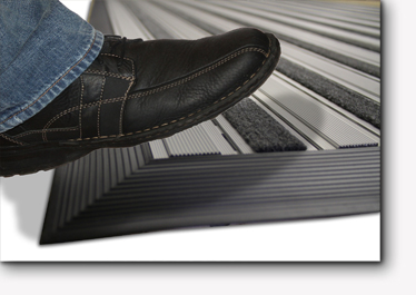 Ada compliant floor mats ronick entry matting systems for Ada compliant flooring