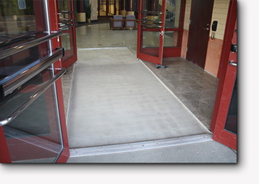 Metal Entrance Mat Quote Ronick Entry Matting Systems