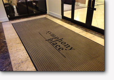 PediTred LP G3 Entrance Logo Floor Mat