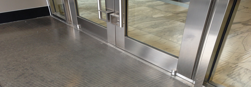 Stainless Steel Foot Grille