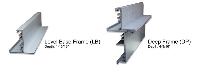 Level Base and Deep Frame Pedigrid