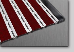 Pedimat M1 Aluminum Entrance Mat